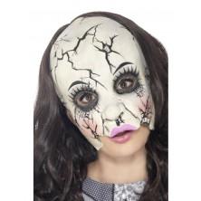 Dámská maska Strašidelná panenka