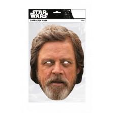 Papírová maska Luke Skywalker