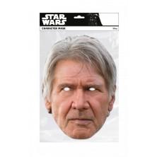 Papírová maska Han Solo