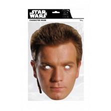 Papírová maska Obi-Wan Kenobi