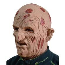 latexová maska Freddy Krueger III
