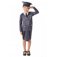 Dětský kostým Ženské královské letectvo