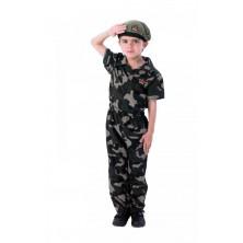 Dětský kostým Voják/Vojanda