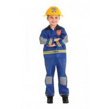 Dětský kostým Hasič/Hasička II