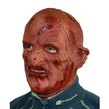 latexová maska Freddy Krueger IV