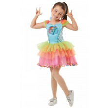 Dětský kostým Rainbow Dash deluxe