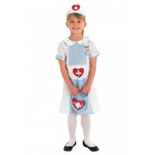 Dětský kostým zdravotní Sestřička II