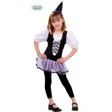 Dětský kostým Čarodějnice Lili