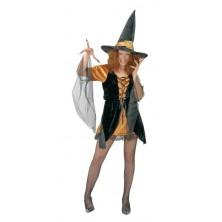 Kostým Čarodějnice s kloboukem