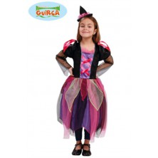 Dětský kostým Čarodějnice Nella