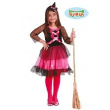 Dětský kostým Čarodějnice Nicol
