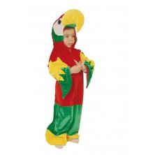 Dětský kostým Papoušek
