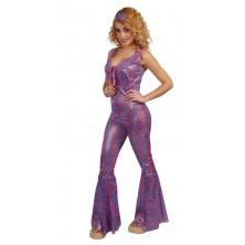 Disco kostým lila