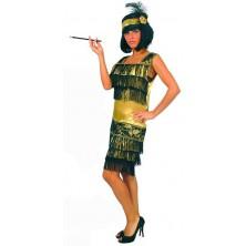 Kostým-šaty Charleston