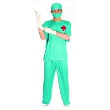 Kostým Chirurg-Doktor