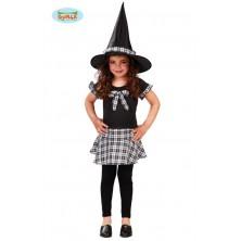 Dětský kostým Čarodějnice Elissa