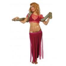 Kostým Tanečnice s hadem