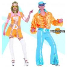 Dámský kostým Disco