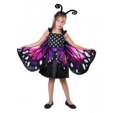 Dětský kostým Motýl