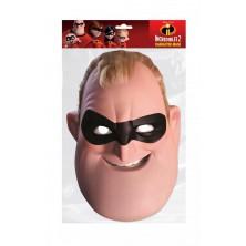 Papírová maska Pan Úžasňák