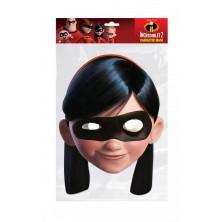 Papírová maska Violet