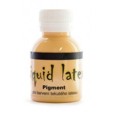 Pigment do latexu tělový