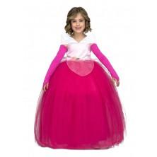 Dětský kostým princezna Růženka