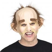 Karnevalová maska s obočím