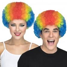 Afro paruka klaun