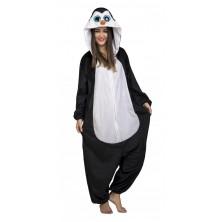 Kostým Okatý tučňák