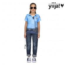 Dětské tričko 3D Policie
