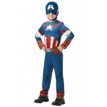 Dětský kostým Captain America