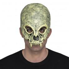 Obličejová maska Lebka I
