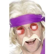 Knír 70. léta blond