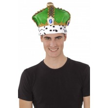 Královská koruna zelená