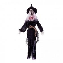 Strašidlo kostra čarodějnice