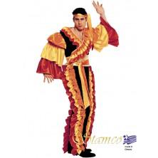 Kostým Tanečník z Ria