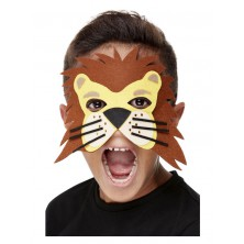 Dětská škraboška Lev