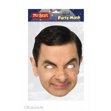 Papírová maska Mr. Bean