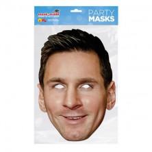 Papírová maska Lionel Messi