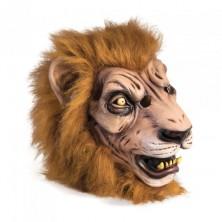 Maska Zuřivý lev