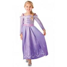 Dětský kostým Elsa Frozen II