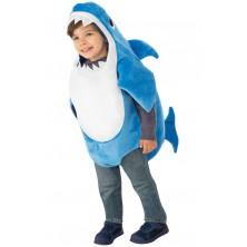 Dětský kostým Daddy Shark Baby Shark