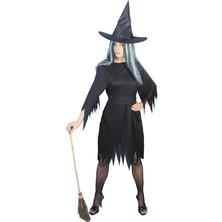 Kostým Černá čarodějnice