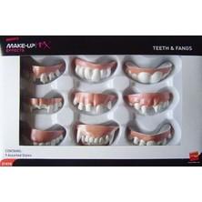 Sada 9 druhů zubů I