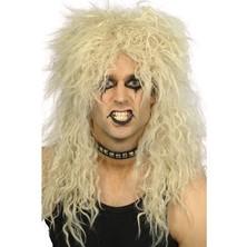 Paruka Hard Rocker blond