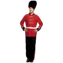 Kostým Britská garda