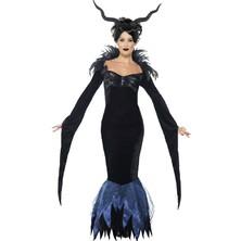 Dámský kostým Paní čertice