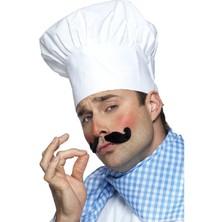 Klobouk Šéfkuchař bílý