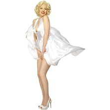 Dámský kostým Marilyn Monroe I